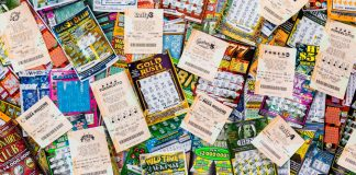 US lottery ticket sales digital Spinola Gaming