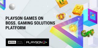BOSS Playson platform