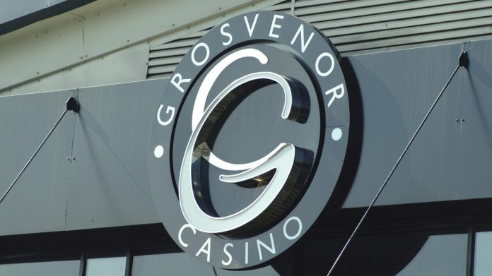 Grosvenor Casino Rank curfew warning