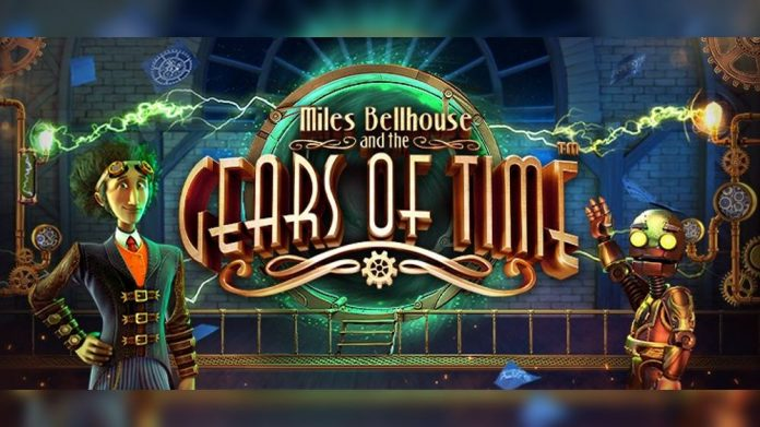 Betsoft Gaming Gears of Time