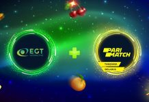 EGT Interactive Partnership Parimatch
