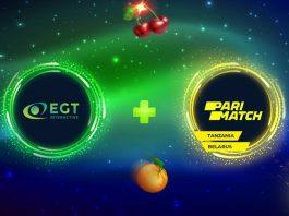 EGT Interactive Partnership Parimatch