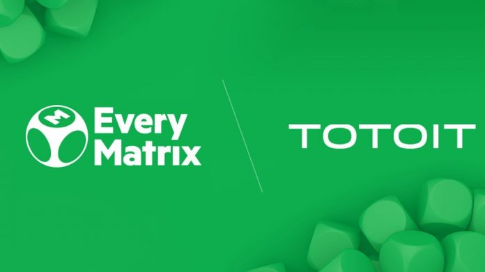 EveryMatrix TOTOIT acquisition