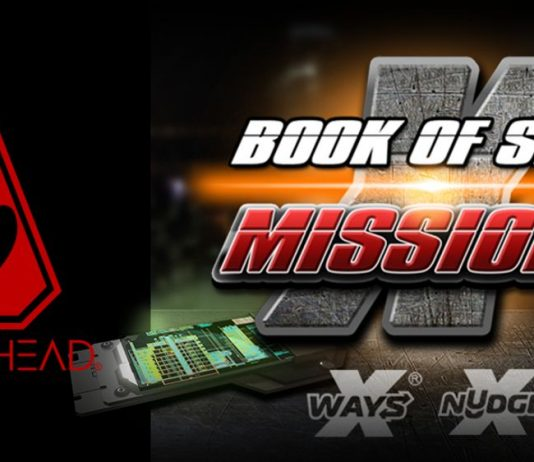 Spearhead Studios Book of Spies Mission x
