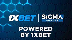 1xBet Sigma Europe Virtual Expo