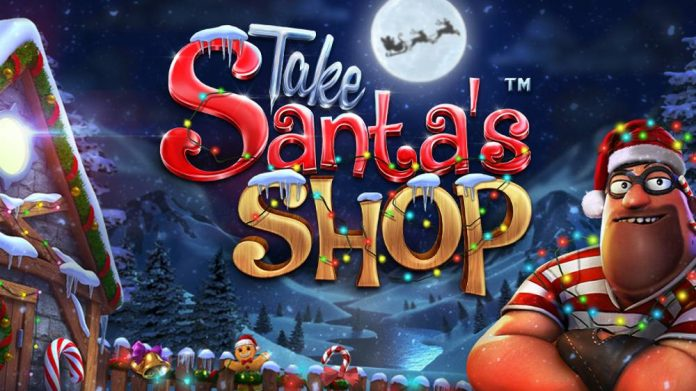 Betsoft Gaming Take Santas Shop