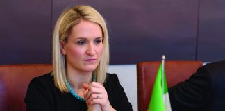 Helen McEntee Ireland new Gaming Regulator delayed