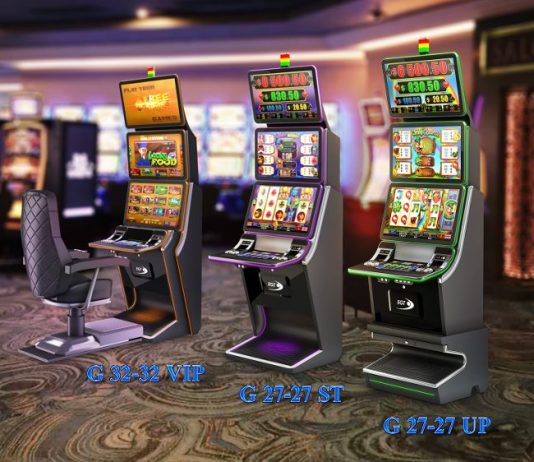 Euro Games Technology EGT G-Series Cabinet slots