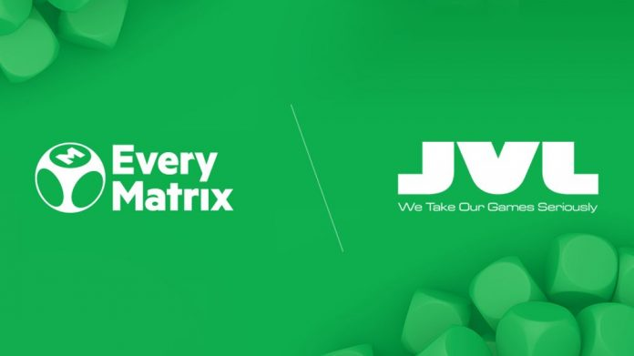 EveryMatrix JVL Deal