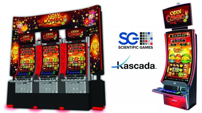 Scientific Games Kascada
