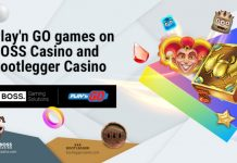 BOSS.Gaming PlaynGO partnership