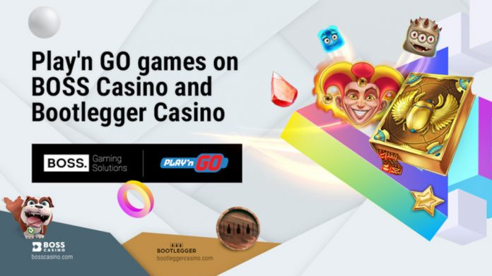 BOSS.Gaming PlaynGO partnership