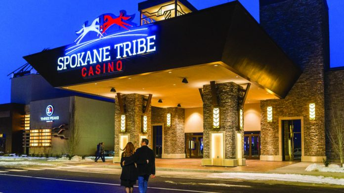 Spokane Tribe begins expansion work