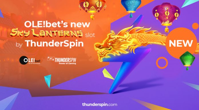 Thunderspin Sky Lanterns new release
