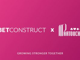 BetConstruct Partouche Group five-year contract extension