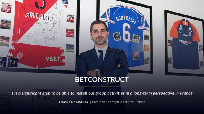 BetConstruct VBet France