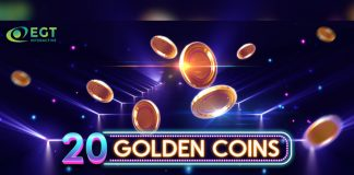 EGT Interactive 20 Golden Coins