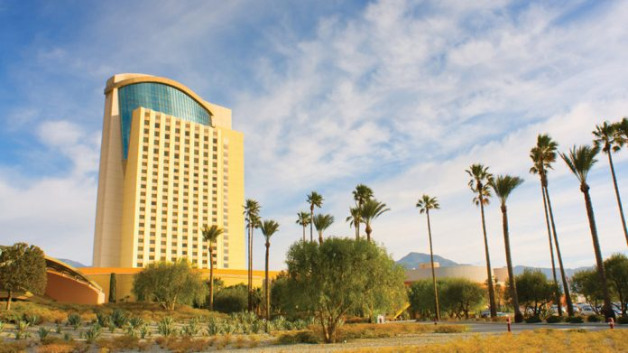 Konami Marker Trax Morongo Casino management system