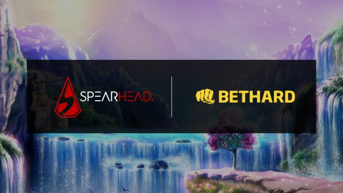 Spearhead Studios Bethard partnership