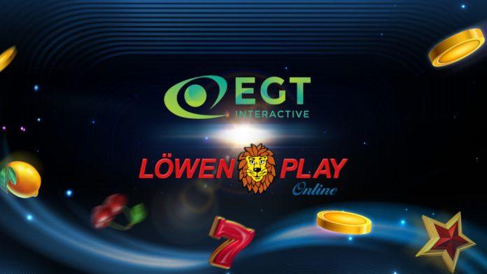 EGT Interactive Löwen Play