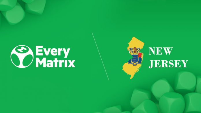 EveryMatrix New Jersey