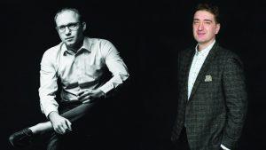 Parimatch Maksym Liashko and Roman Syrotian Supivisory Board