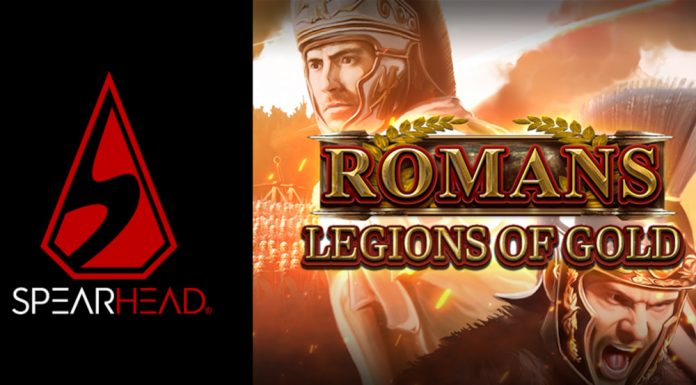 Spearhead Studios Romans Legions of Gold