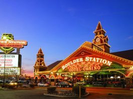 Boulder Station Hotel Casino Andrew Klebanow casino marketing shift