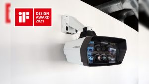Dallmeier security Panomera S-Series from Design Award 2021