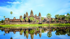 Rencana segar NagaCorp Angkor Wat