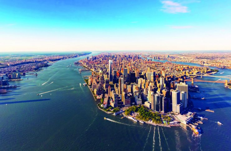 New York Sands expansion opportunities