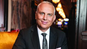 Per Jaldung ECA European Casino Association ICE London