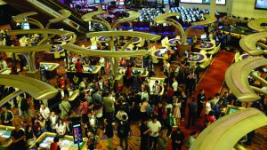 Sands go all in on Asia