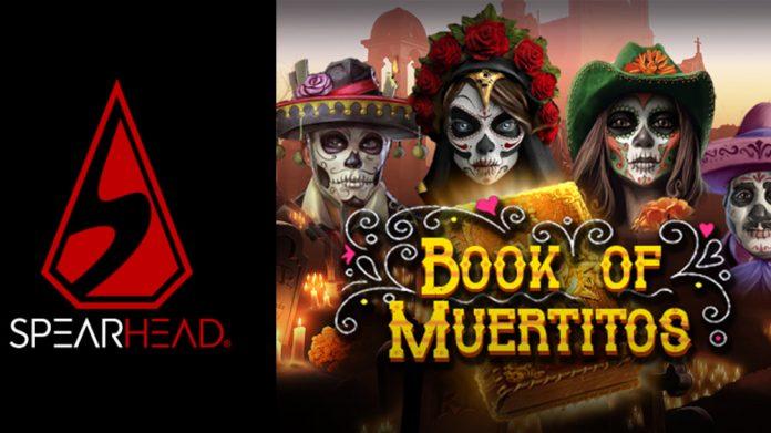 Spearhead Studios Book of Muertitos new release.