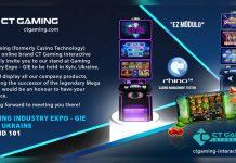 CT Gaming Ukraine Expo Mega Jack 2020