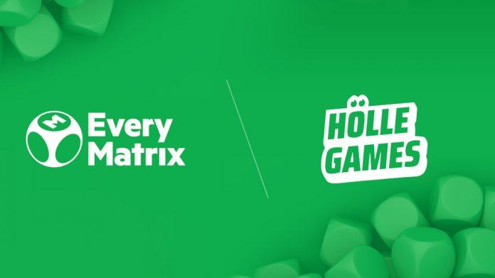 EveryMatrix Holle Games