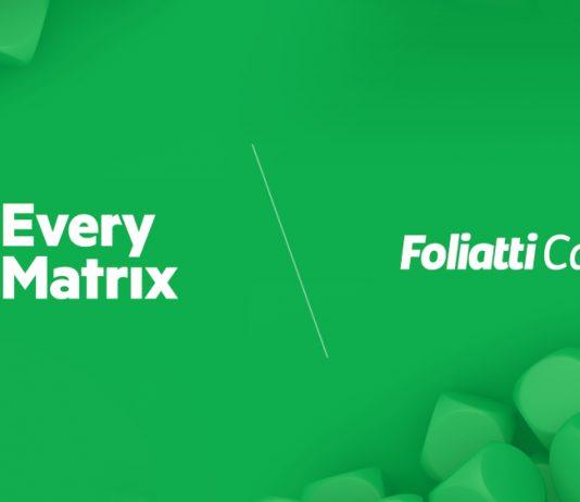 EveryMatrix partners Foliatti Casino