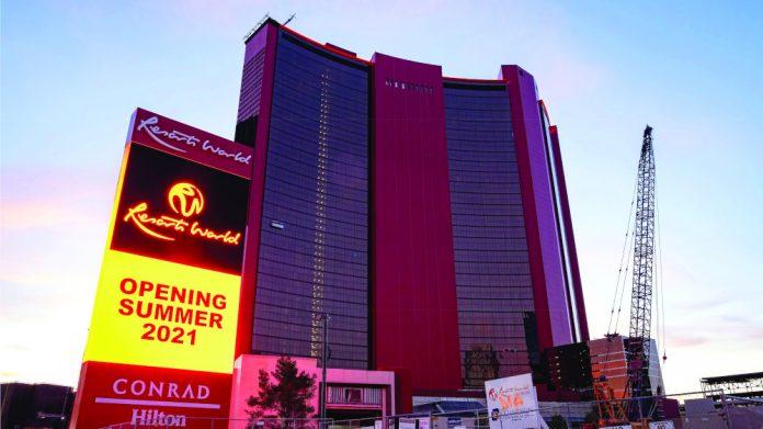 Resorts World Las Vegas to open in June