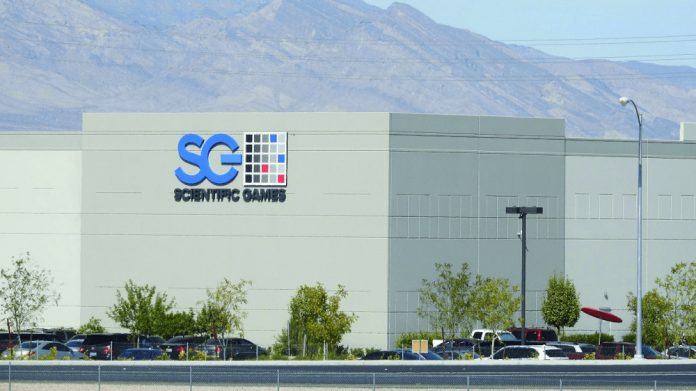 Scientific Games appointment