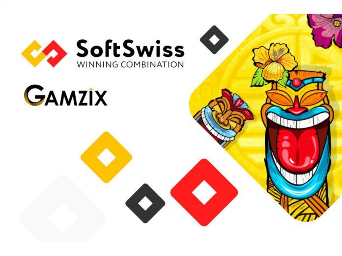 SoftSwiss Gamzix