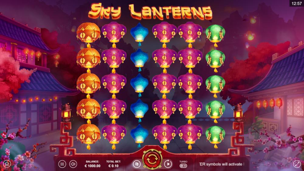 Thunderspin Sky Lanterns
