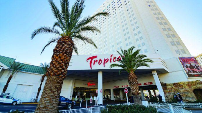 Tropicana Las Vegas Bally's
