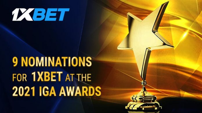 1xBet IGA Awards nominations