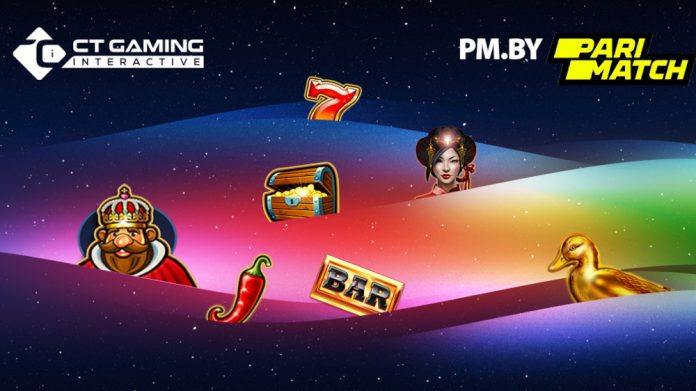 CT Gaming Interactive Parimatch Belarus