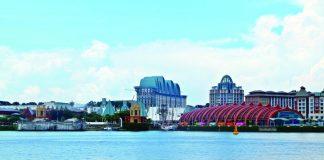 Genting Singapore revenue