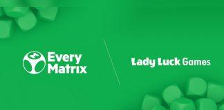 Lady Luck Games live EveryMatrix