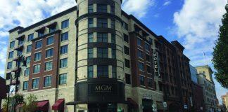 MGM Springfield MGM Growth