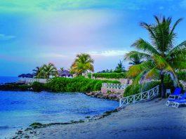 Princess Hotels Green Island resort green light