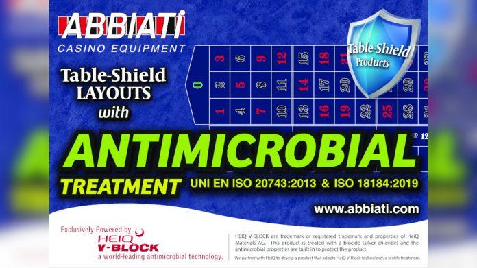 Abbiati Table-Shield products
