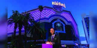 Harrah's Las Vegas Renovation